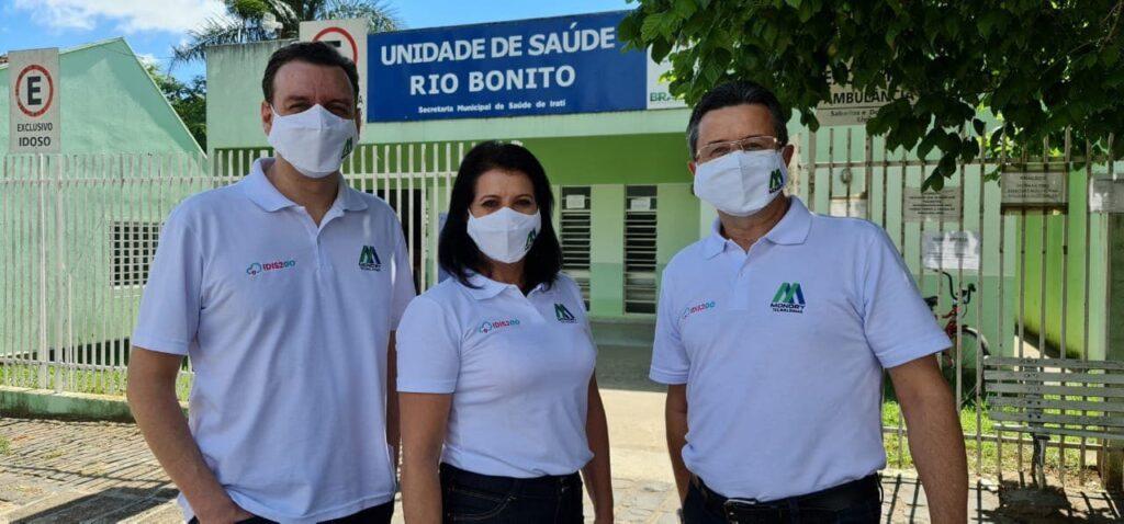 primary health care practitioners - Brazilian IDIS2GO