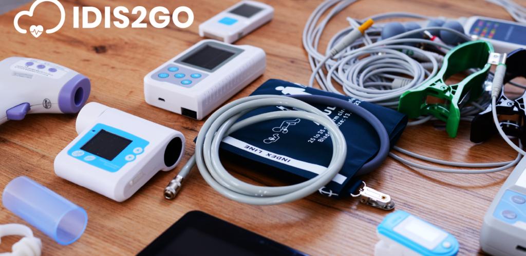 IDIS2GO devices kit